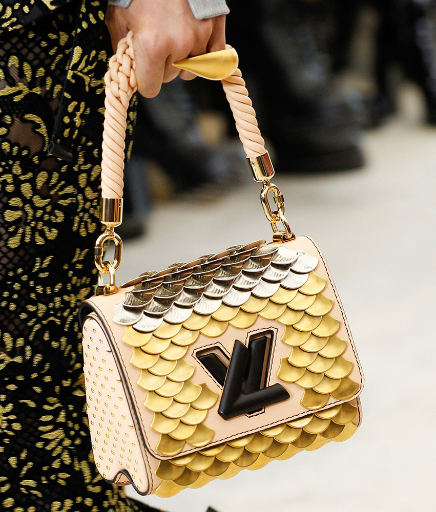 Louis Vuitton 2017 Spring Bag handbag collection season runway