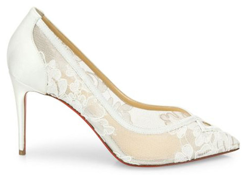 traditional beautiful wedding shoes