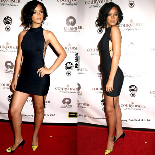 celebrities celeb wearing Herve Leger bandage dresses modeling on body