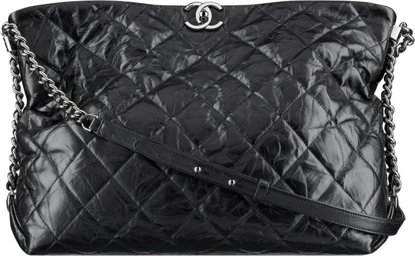 92326f7d5a11 Chanel Fall Winter 2017 2018 collection season handbag bag