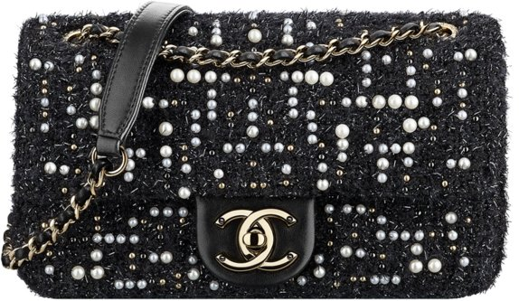 668428d5285b Chanel Fall Winter 2017 2018 collection season handbag bag