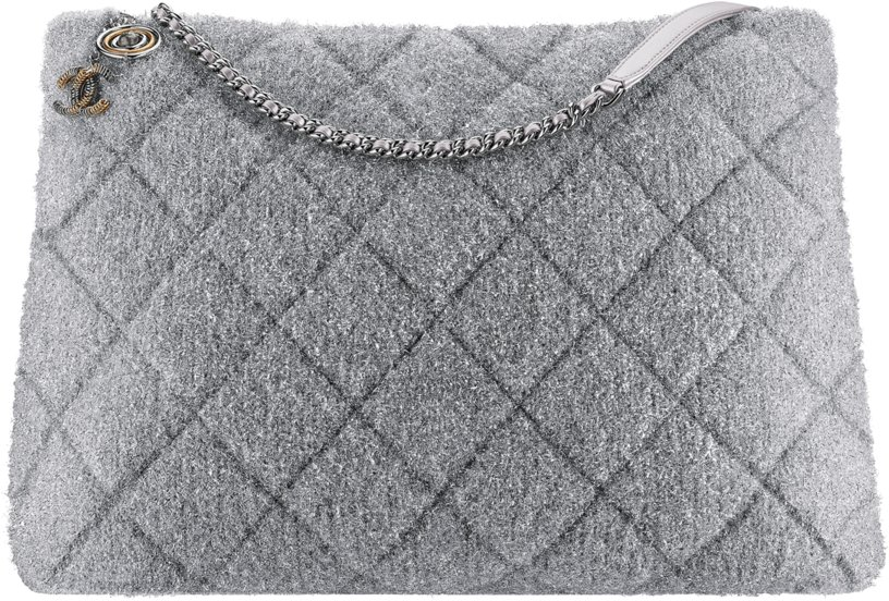 Chanel Fall Winter 2017 2018 collection season handbag bag