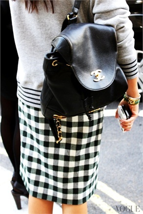 Latest Obsession Chanel Backpacks Lollipuff