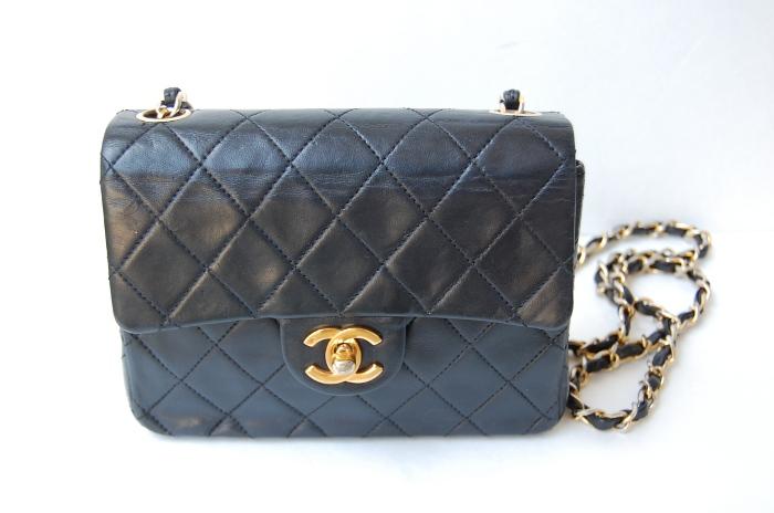Chanel 2.55 Classic Mini Bag Review  02ccb3798135b