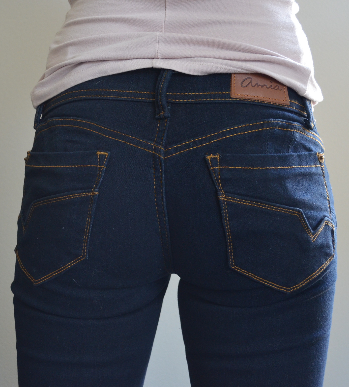 columbian shaper jeans