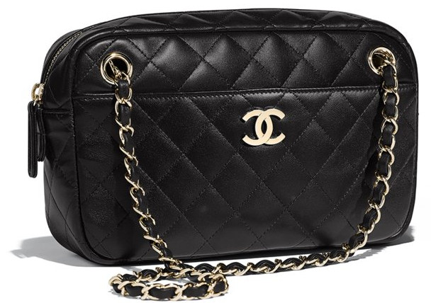 d7cf5612b798 chanel 2018 spring summer handbag bag purse season collection. 64. Lambskin  camera ...