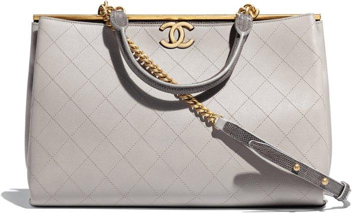 ecb43a0778d375 chanel 2018 spring summer handbag bag purse season collection