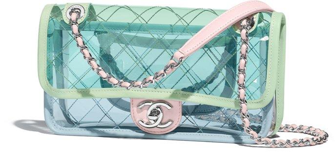 45e1db69a5998d chanel 2018 spring summer handbag bag purse season collection