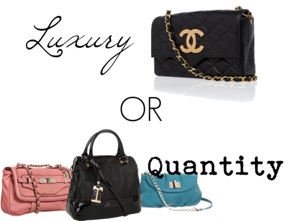 Chanel bag vs others