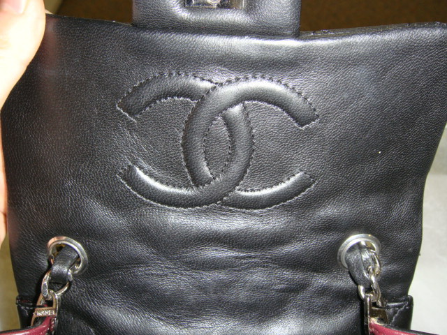 fake chanel logo