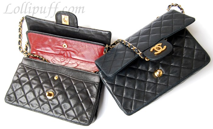 7cd1a9229705 Chanel Lambskin Throughout the Years | Lollipuff