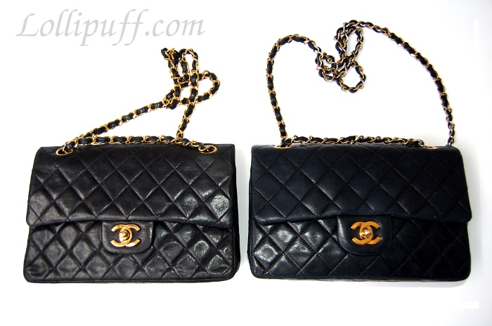 911f0a66e011 Chanel Lambskin Throughout the Years | Lollipuff