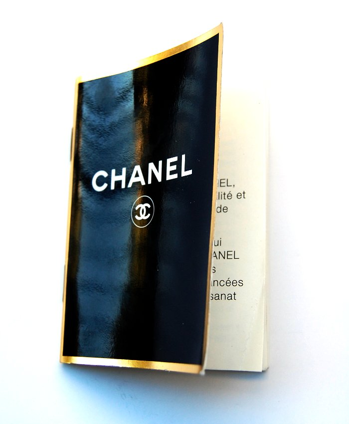 48ba35cec504 Bag Care   Cleaning According to Chanel