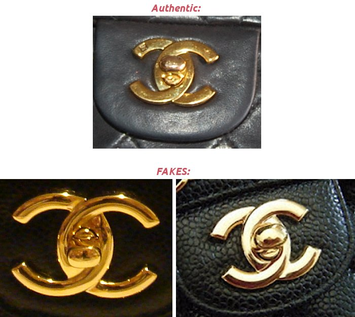 How To Spot A Fake Chanel See It In Pictures Here