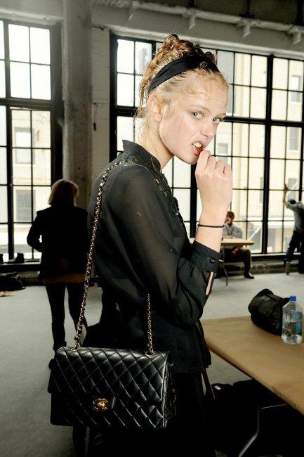 Chanel 2.55 Classic Double Flap Bag Celebrity Pics  b74d03201c522