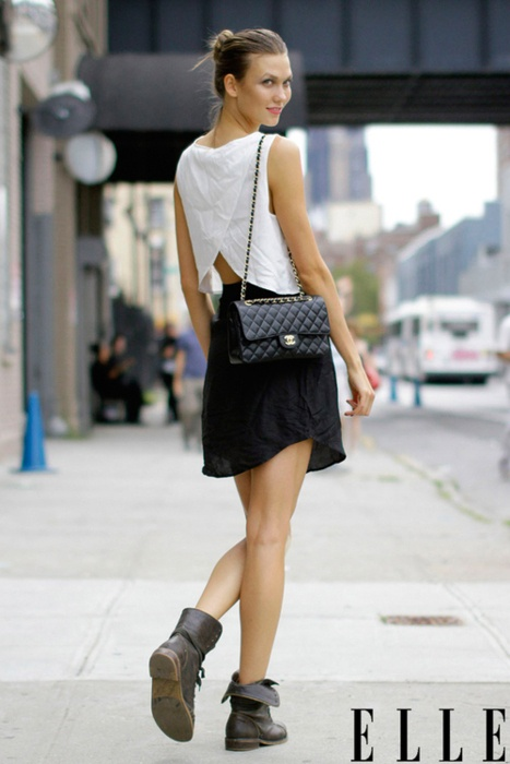 Chanel 2 55 Classic Double Flap Bag Celebrity Pics Lollipuff