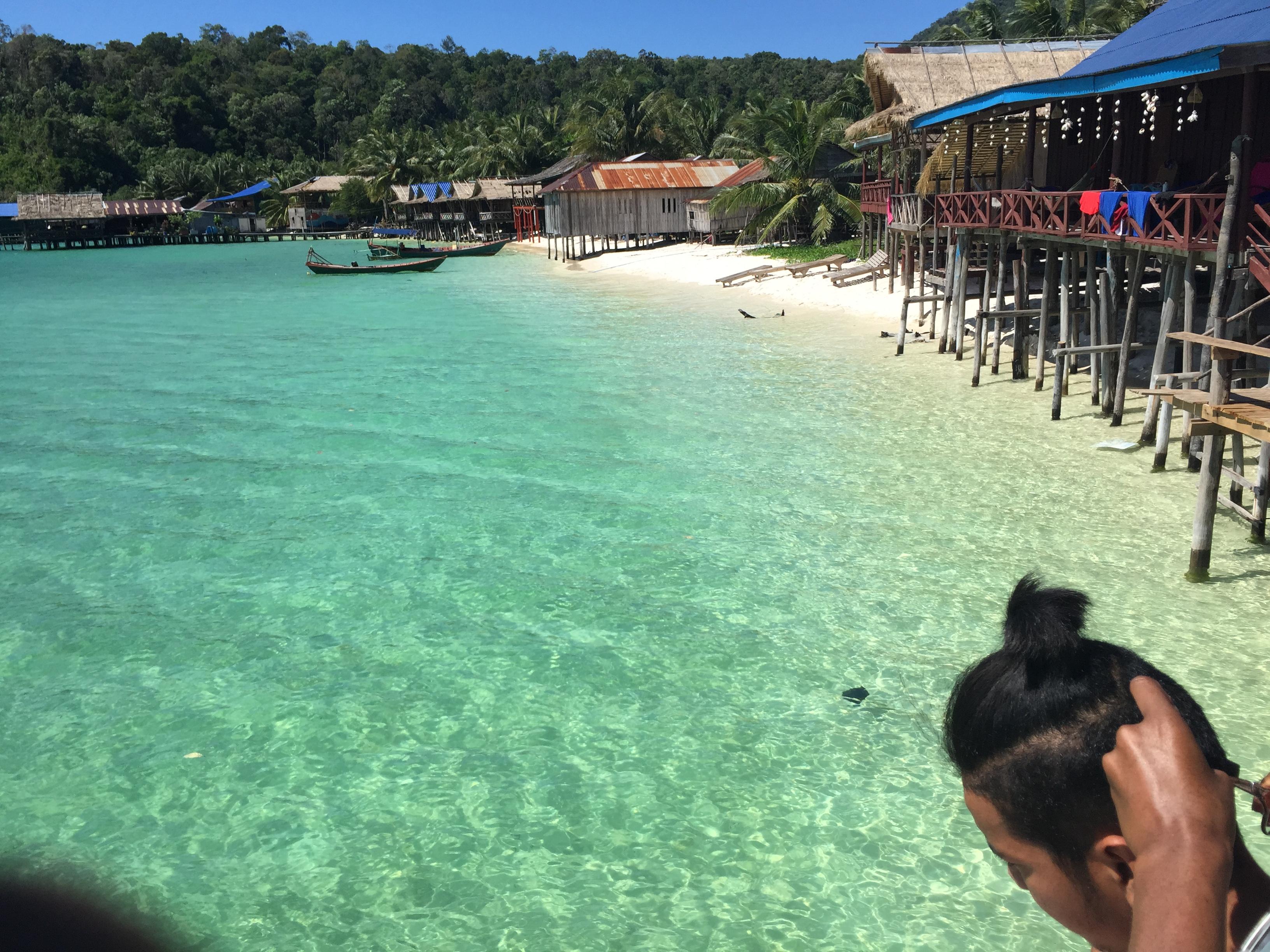 Sok San Beach By Day