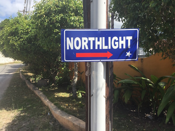 Northlight sign