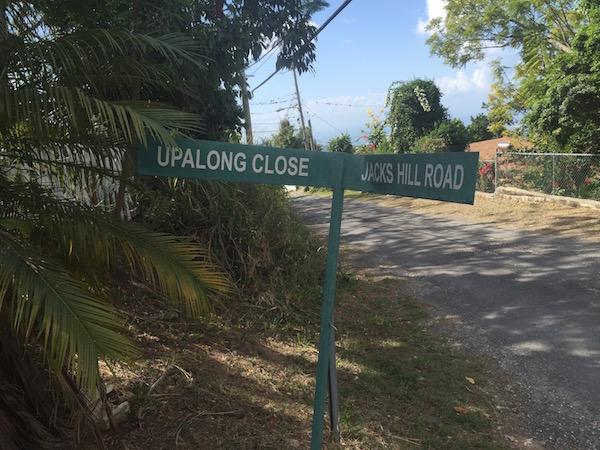 Upalong Close