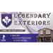 Website for Legendary Exteriors