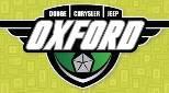 Website for Oxford Dodge Chrysler (1992) Ltd.