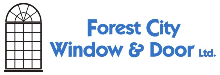 Website for Forest City Window & Door Ltd.