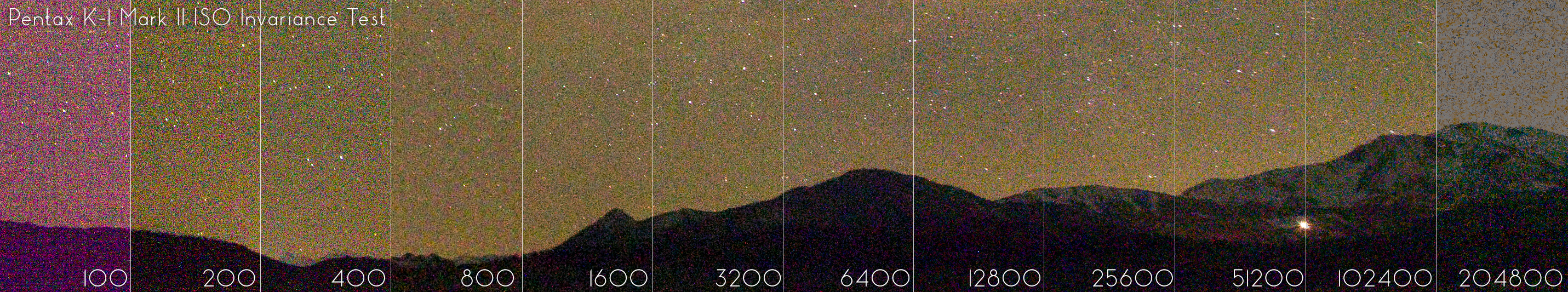 Pentax K-1 Mark II Astrophotography Review – Lonely Speck