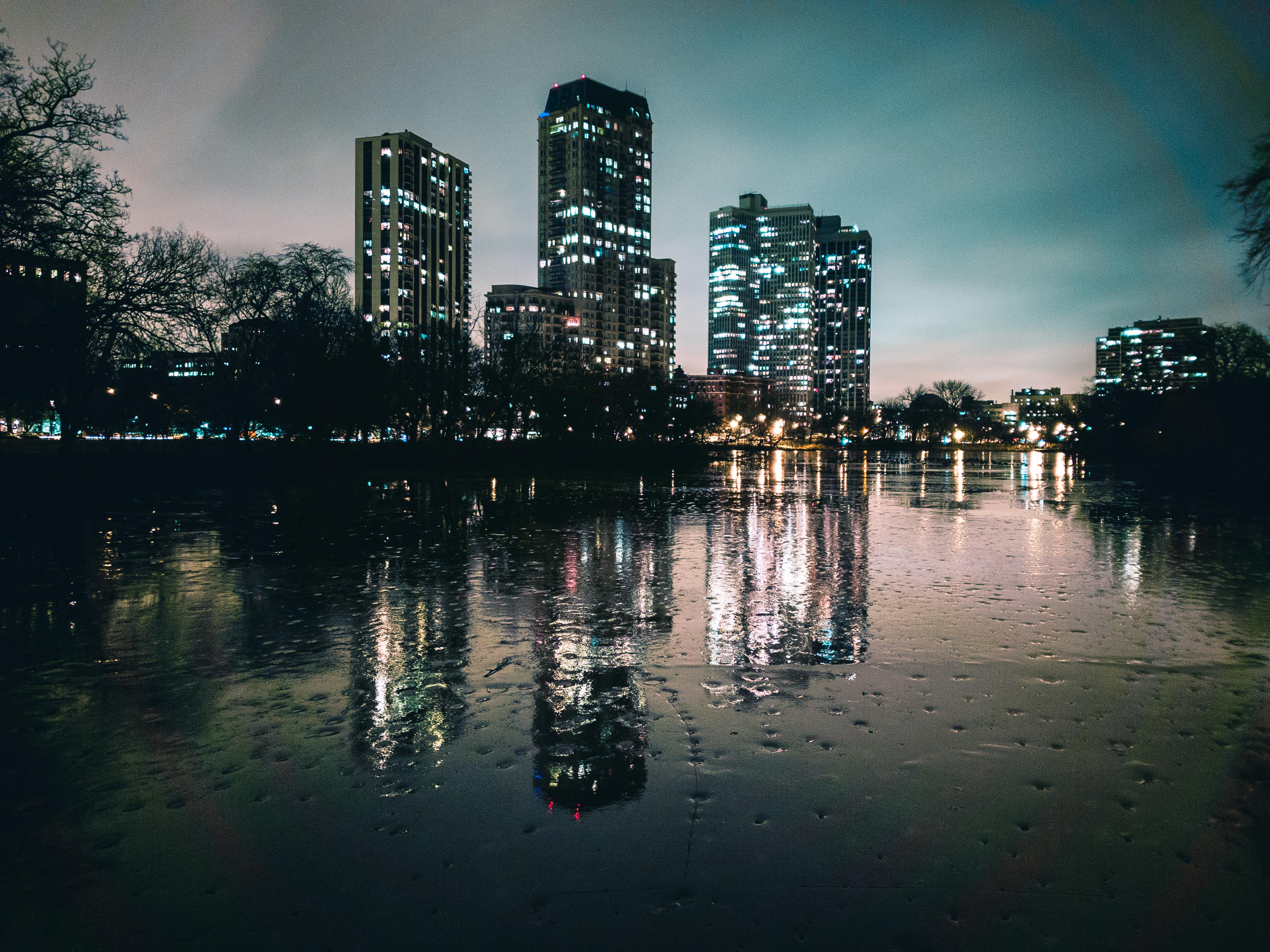 Smartphone Night Photography Shootout: ZenFone 4 Pro Vs