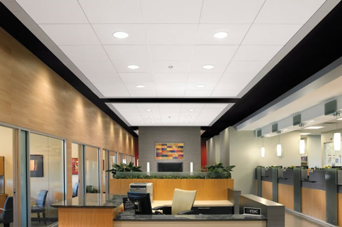 Lone Star Materials Acoustical Ceilings