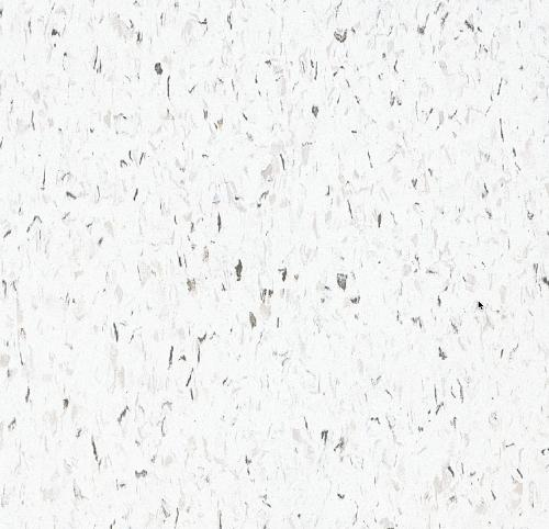 1/8 in x 1 ft x 1 ft Armstrong Standard Excelon Imperial Texture Classic White Tile - 51911
