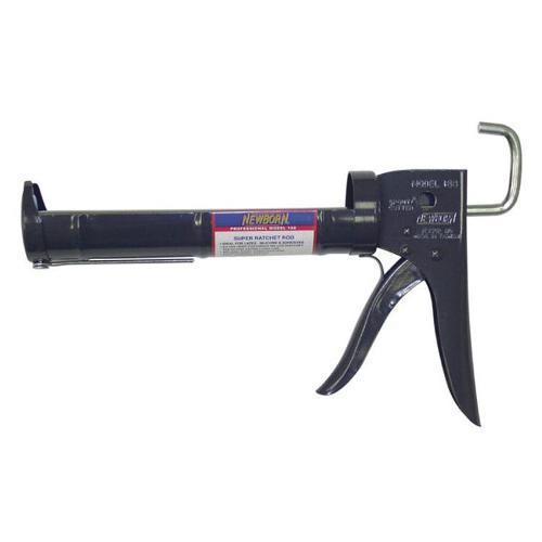 Newborn Model 188 Drop-In Super Ratchet Caulk Gun - 1/10 Gallon