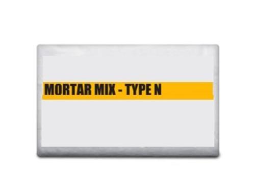 Type N Mortar (Mason) Mix / White - 70 lb