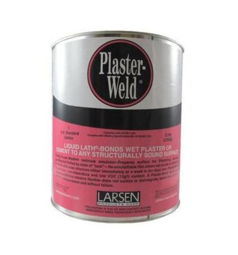 Larsen Plaster-Weld Original Plaster Bonding Agent - 1 Gallon