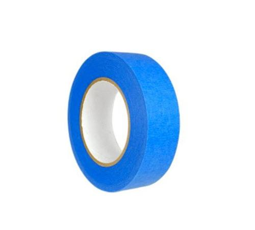 1 1/2 in x 60 yd Blue Masking Tape