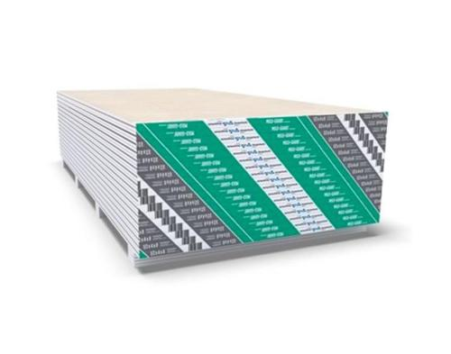 1/2 in x 4 ft x 8 ft GP ToughRock Mold-Guard Gypsum Board