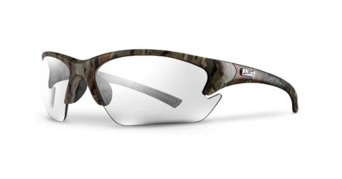 LIFT Safety Quest Safety Glasses - Camo Frame/Clear Lens