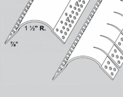 9 ft Trim-Tex Bullnose Corner Bead w/ 3/4 in Radius