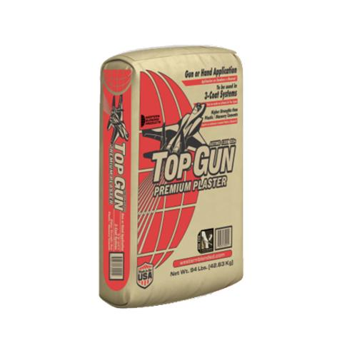 Western Blended Top Gun Premium Fibered Plaster