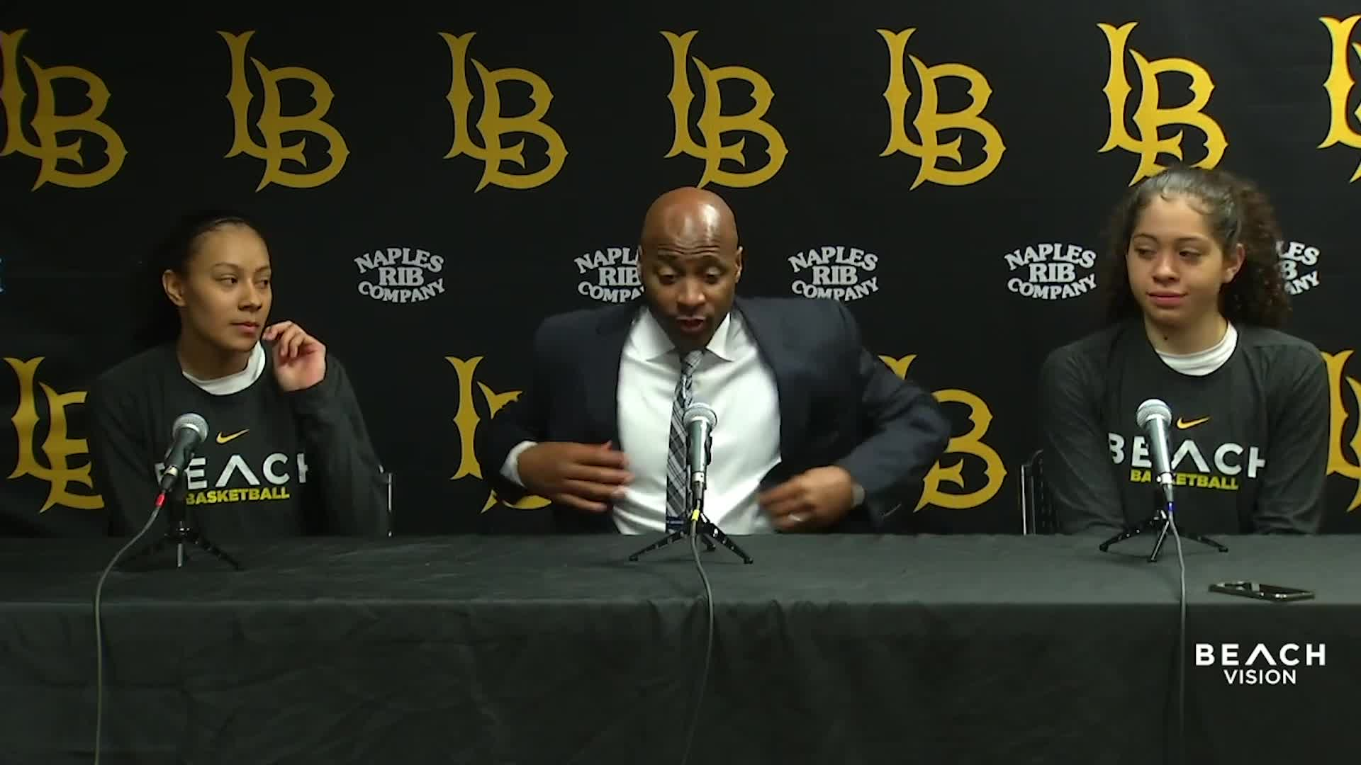 Women's Basketball vs. Grand Canyon Post Game Press Conference