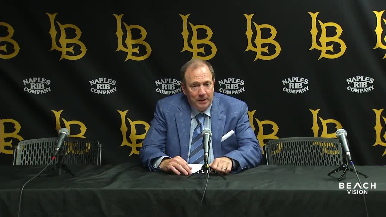 Men's Basketball vs. UC Davis Postgame Press Conference