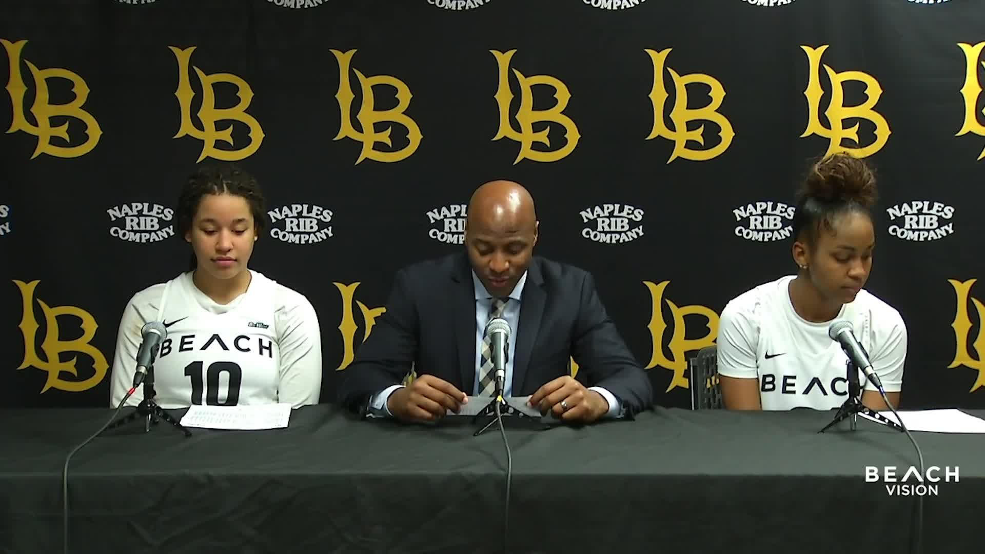 Women's Basketball vs. Cal Poly Postgame Press Conference