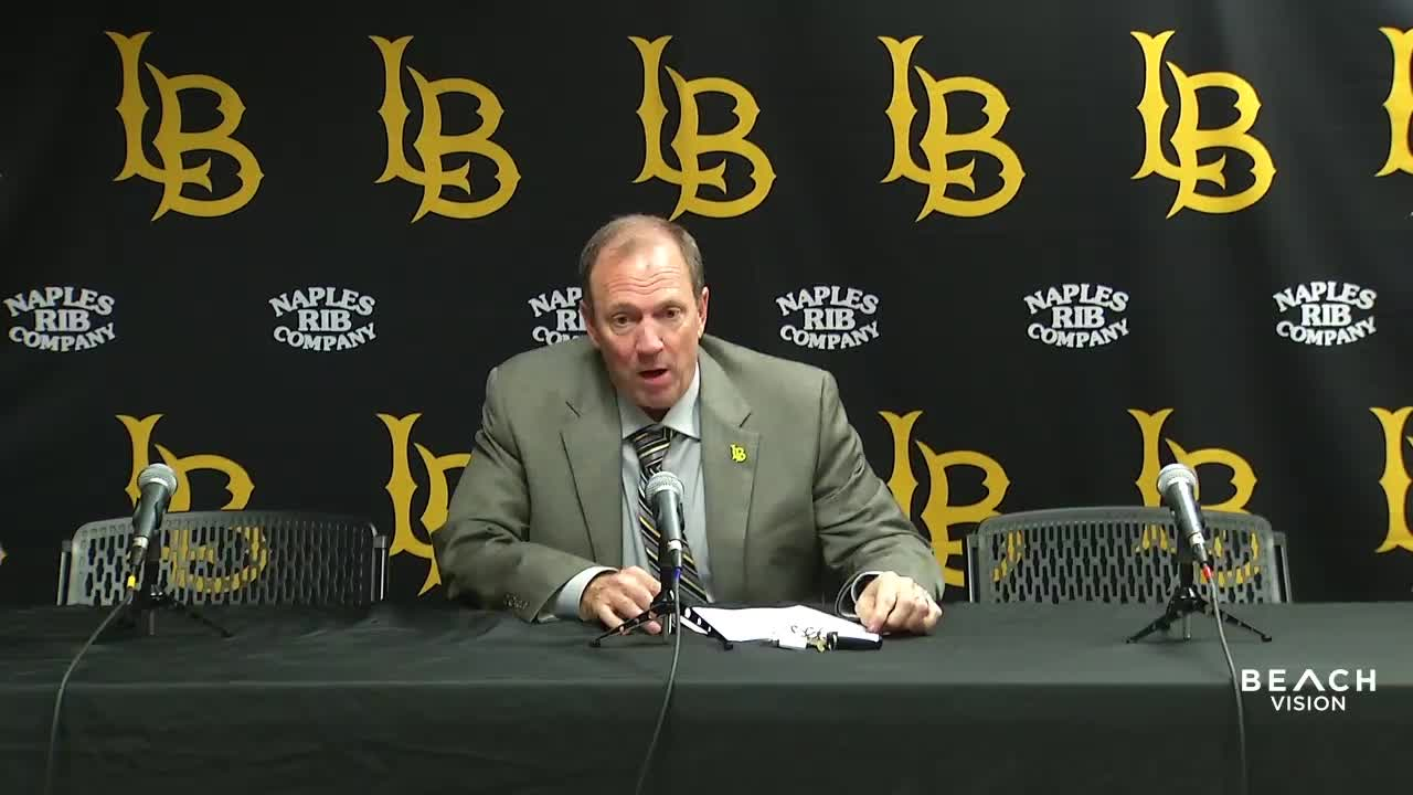 Men's Basketball vs. Bethesda Postgame Press Conference