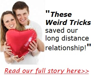 our long distance relationship story