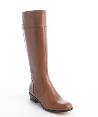 Corso Como Brandy Leather Stitched Boots