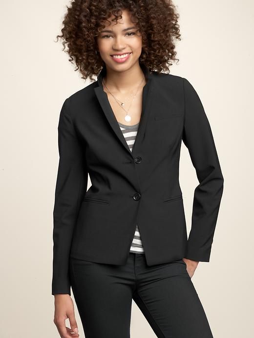 Gap Classic Two Button Blazer