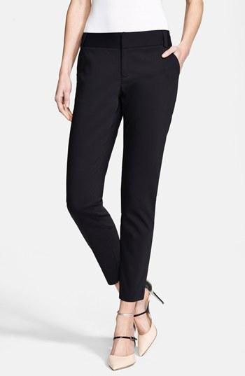 Alice + Olivia 'Stacey' Slim Pants