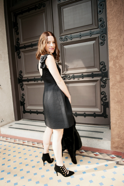 #GETGIFTED: SOMETHING FOR YOU!, winter dress, little black dress