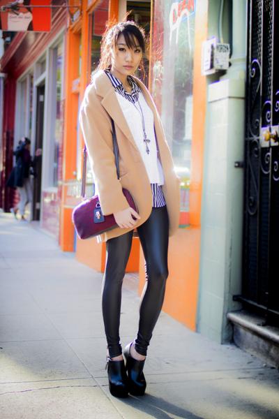 Street Style, street style layering monochrome