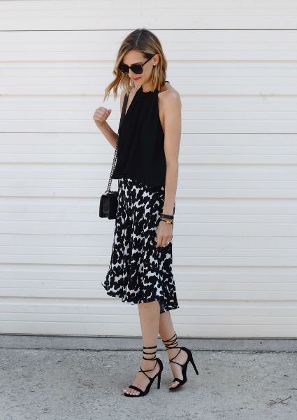Blacked Out (See Jane Wear), mockneck
