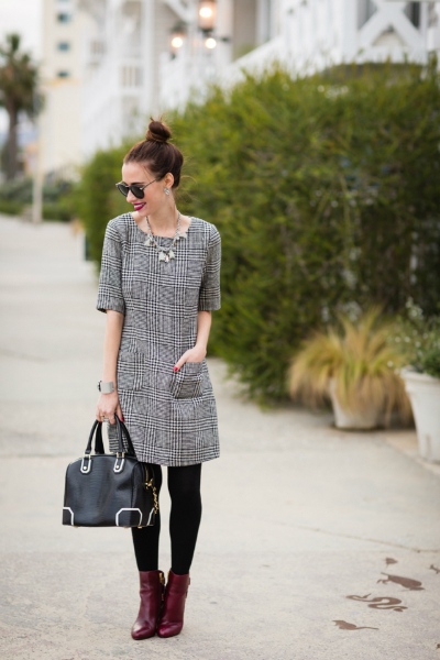 A Dress with Pockets
